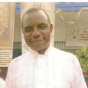 Dr. Patrick Oke